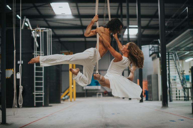 TK Circus, or: Tarek and Kami-Lynne